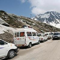 Ambala - Shimla - Manali - Rohtang - Chandigarh Tour
