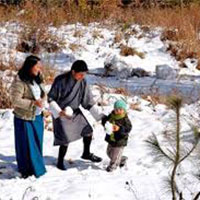 Bhutan Winter Tour Package