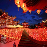 Beijing & Shanghai 6 Days Tour