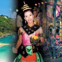 3 N Phuket 2 N Pattaya 2 N Bangkok Tour