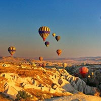 Istanbul and Cappadocia Package