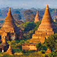 Exotic Myanmar Tour