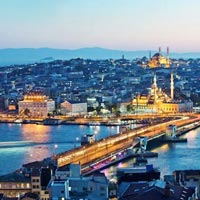 2 Continents 1 City Istanbul Tour