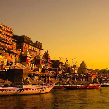 India Down the Ganges Tour Package