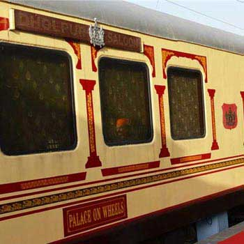 Palace On Wheels Train Tour Package