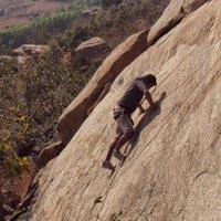 Turahalli Rock Climbing