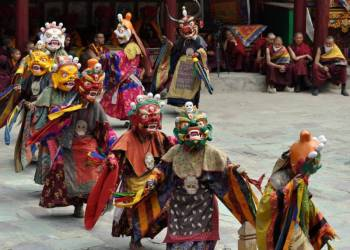 Festive Ladakh - Kalachakra & Hemis Tour