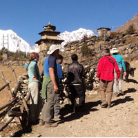 Newly Open Trekking in Nepal - Tsum Valley Trekking