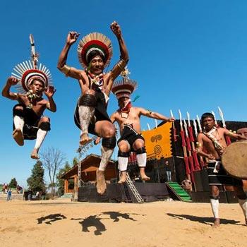 Nagaland - The Land of Folklore Tour
