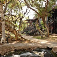 Sarova Shaba Game Lodge, 2 Nights Flying Package