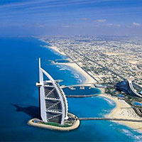 Magical Dubai Shopping Festival Fixed Departure (3N/4D) 3 Star , Ex - Mumbai