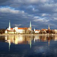 Baltic Capitals - Extension Tour