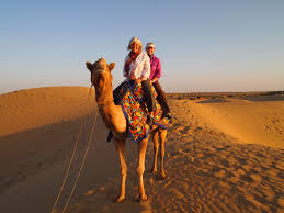 Pushkar and Camel Safari Tour