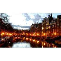 EB - Amsterdam Paris London Scotland Tour