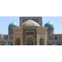 EQ - Tashkent Samarkand Bukhara Tour