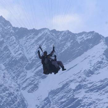 Bir Billing Paragliding Trips