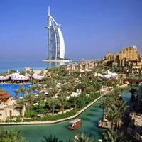 Dubai Tour Package 3 Nights 4 Days