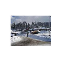 Srinagar - Sonmarg - Gulmarg Tour Package