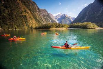 New Zealand 6 Days Tour