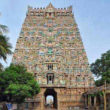 Kumbhakonam-navagraha Temples 2n/3d Package