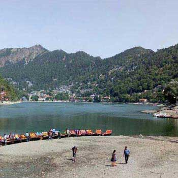 Haridwar - Mussorie - Nainital Package