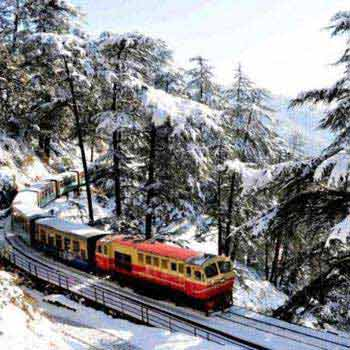 Shimla-manali-vaishnodevi Package
