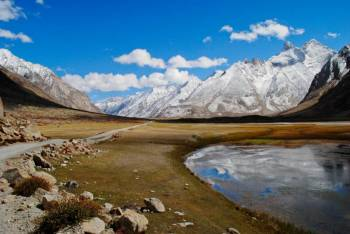 Ladakh With Zanskar Valley Tour
