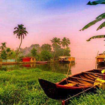 Amazing Munnar -Thekkady - Alleppey Tour