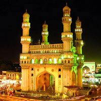 Hyderabad - Shreeshailya Tour