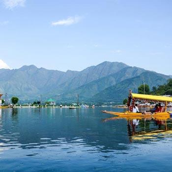 Kashmir Tour Package 6N/7D