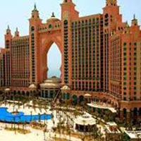 Dubai Abu Dhabi Oman with Ferrari World and Bollywood Park 7N/8D Tour