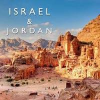 Jordan Israel Tour 7N/8D