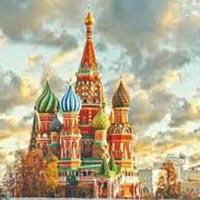 Russian Jewels Tour 5N/6D