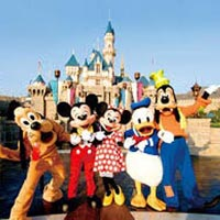 European Jewels with Disneyland 14N/15D Tour