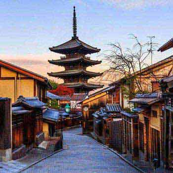 Japan with Alpine Route Tour 9N/10D