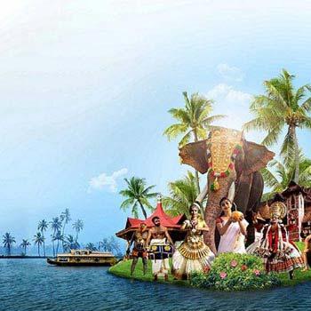 Kerala Package 4Days/3 - Nights