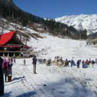 Shimla - Kullu - Chandigarh - Manali Honeymoon Package with Car