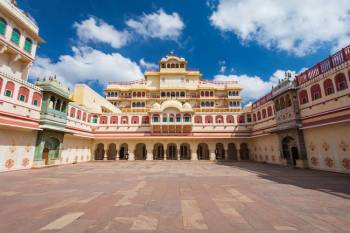 Rajasthan Mewar + Marwar Tour