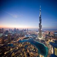 DUBAI 4N/5D - Dubai City Tour - Desert Safari with barbeque dinner - Burj Khalifa - Shopping Malls - Ferrari World - Ski Dubai
