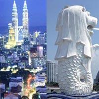 Singapore - Malaysia - Thailand (9N/10D)\