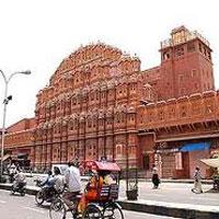 New Delhi - Agra - Jaipur 5 Days Tour