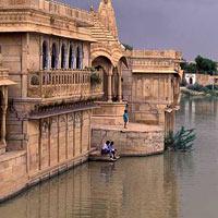 Udaipur-Mount Abu-Jodhpur-Jaisalmer Tour