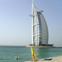 Drizzling Dubai Tour - Dubai