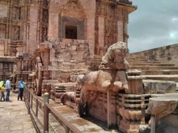 Puri Bhubaneswar Temple Tours