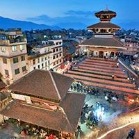 Lumbini - Kathmandu - Manokamna by Car