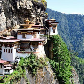 Journey OF Bhutan  Tour