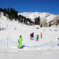 Peaceful Himachal - 8 Nights / 9 Days Tour