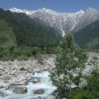 Amritsar - Dharamshala - Manali - Chandigarh Honeymoon Tour Package from Pune