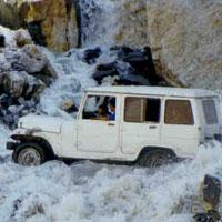 Leh - Ladakh Jeep Safari Tour