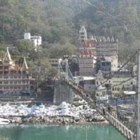 New Delhi - Rishikesh - Shivpuri - Delhi - Agra - Jaipur - Delhi Yoga Meditation Tour Package